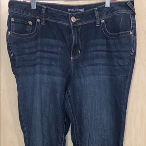 Women's Maurices Boot Cut Jeans